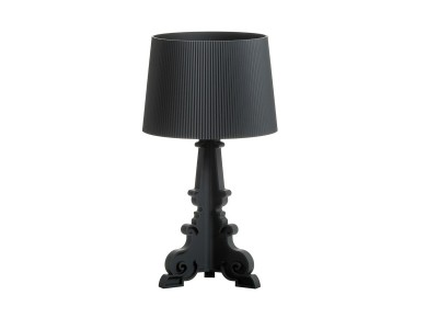 Kartell - Bourgie Lampi Matt Black Limited Edition