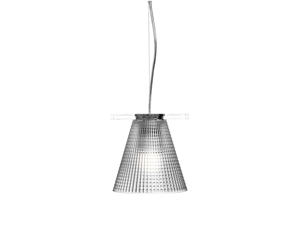 Kartell - Light Air Loftljós Crystal