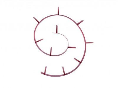 Kartell Bókaormur 5,2m Red