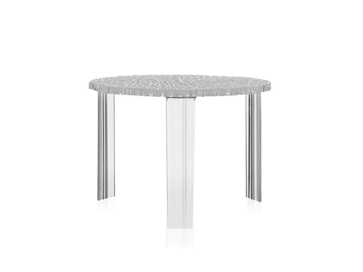 Kartell - T-table Miðstærð Crystal