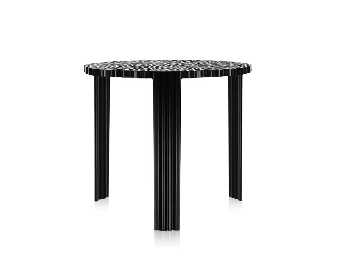 Kartell - T-table Stórt Black