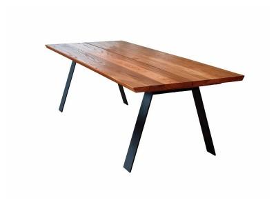 Naver Collection - Plank Borðstofuborð Hnota