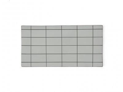 OYOY - Suki Bakki 32x16cm Minty/Grey