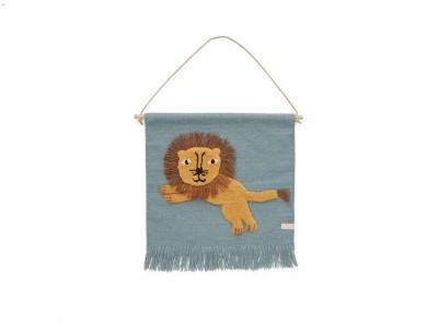 OYOY - Jumping Lion Vegghengi Tourmaline