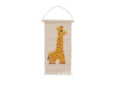 OYOY - Giraffe Vegghengi Rose