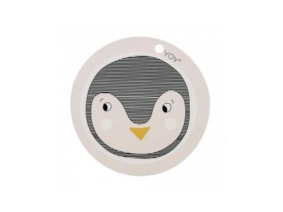 OYOY - Diskamotta Penguin Rose