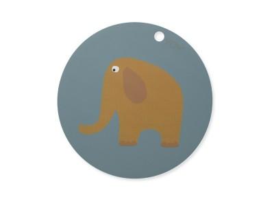 OYOY - Diskamotta Elephant Tourmaline