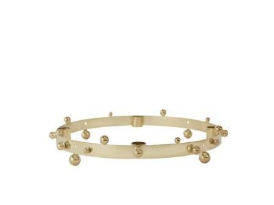 OYOY - Pearl Aðventukrans Brass
