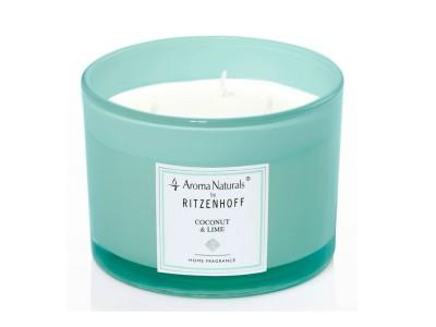 Ritzenhoff - Modern Ilmkerti Stórt Coconut & Lime
