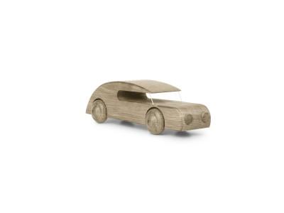 Kay Bojesen Bíll Sedan Stór Oak