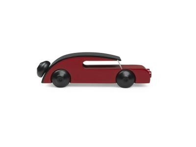 Kay Bojesen Bíll Sedan Lítill Black/Red