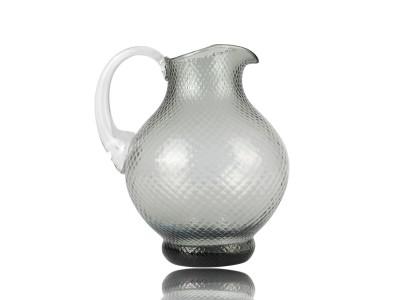 Specktrum -  Harlequin Round Karafla 1,5l Grey