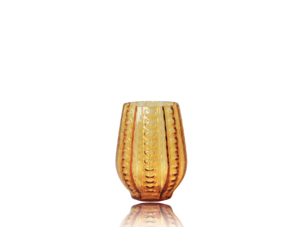 Specktrum - Twisted Glas 25cl Golden 1stk