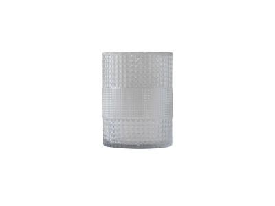 Specktrum - Roaring Vasi Cylinder 20cm Clear