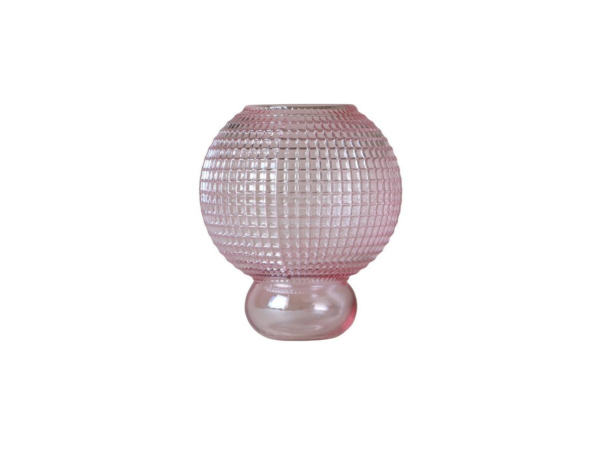Specktrum - Savanna Round Vasi 20,5cm Rose