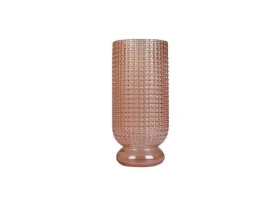 Specktrum - Savanna Cylinder Vasi 26cm Amber
