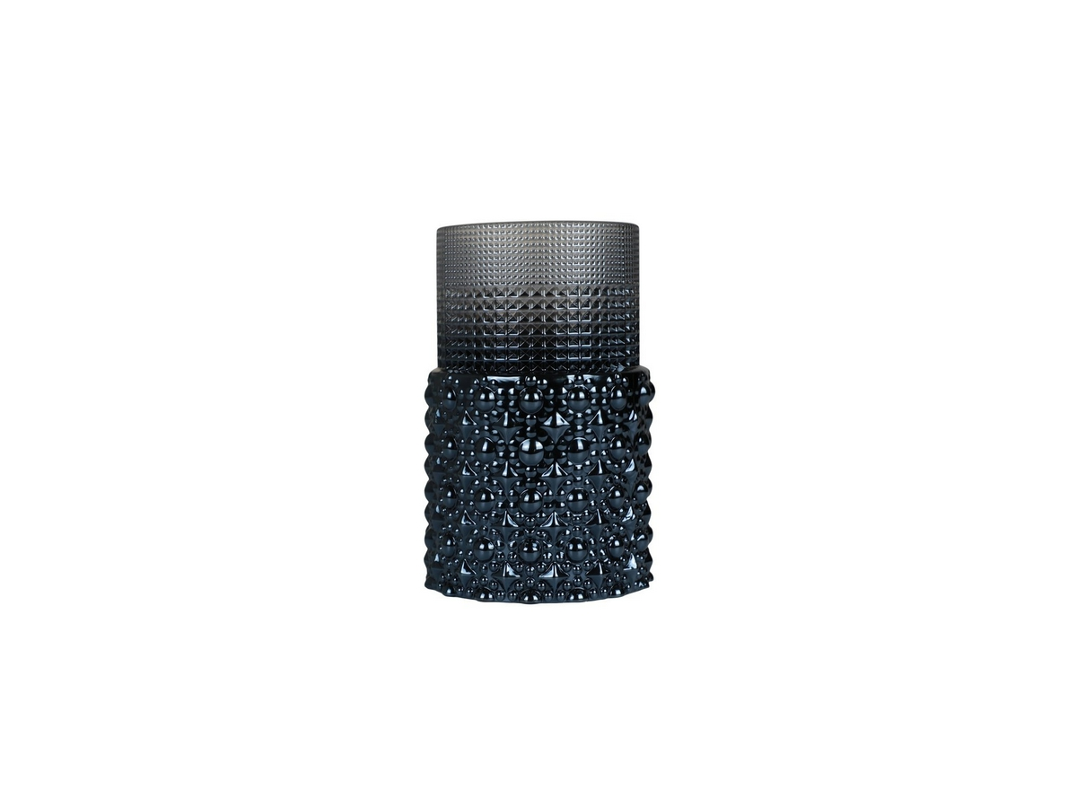 Specktrum - Scarlett Vasi 18cm Grey/Black