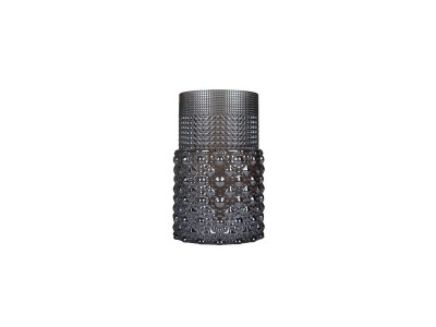 Specktrum - Scarlett Vasi 18cm Smoke