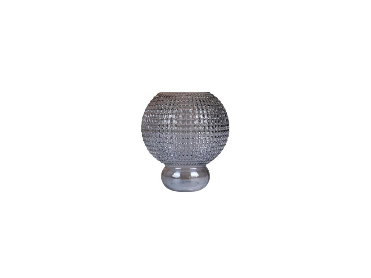 Specktrum - Savanna Round Vasi 15cm Grey
