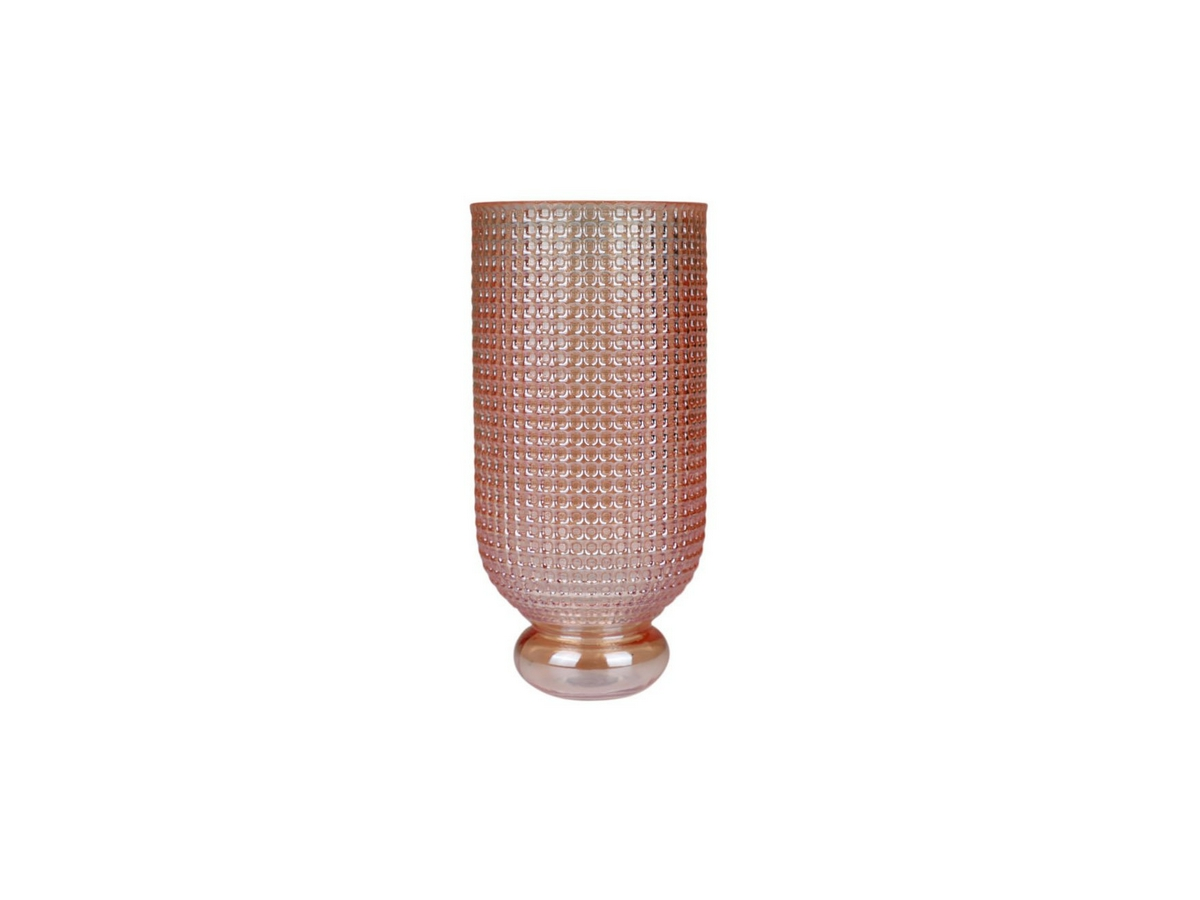 Specktrum - Savanna Cylinder Vasi 18cm Amber