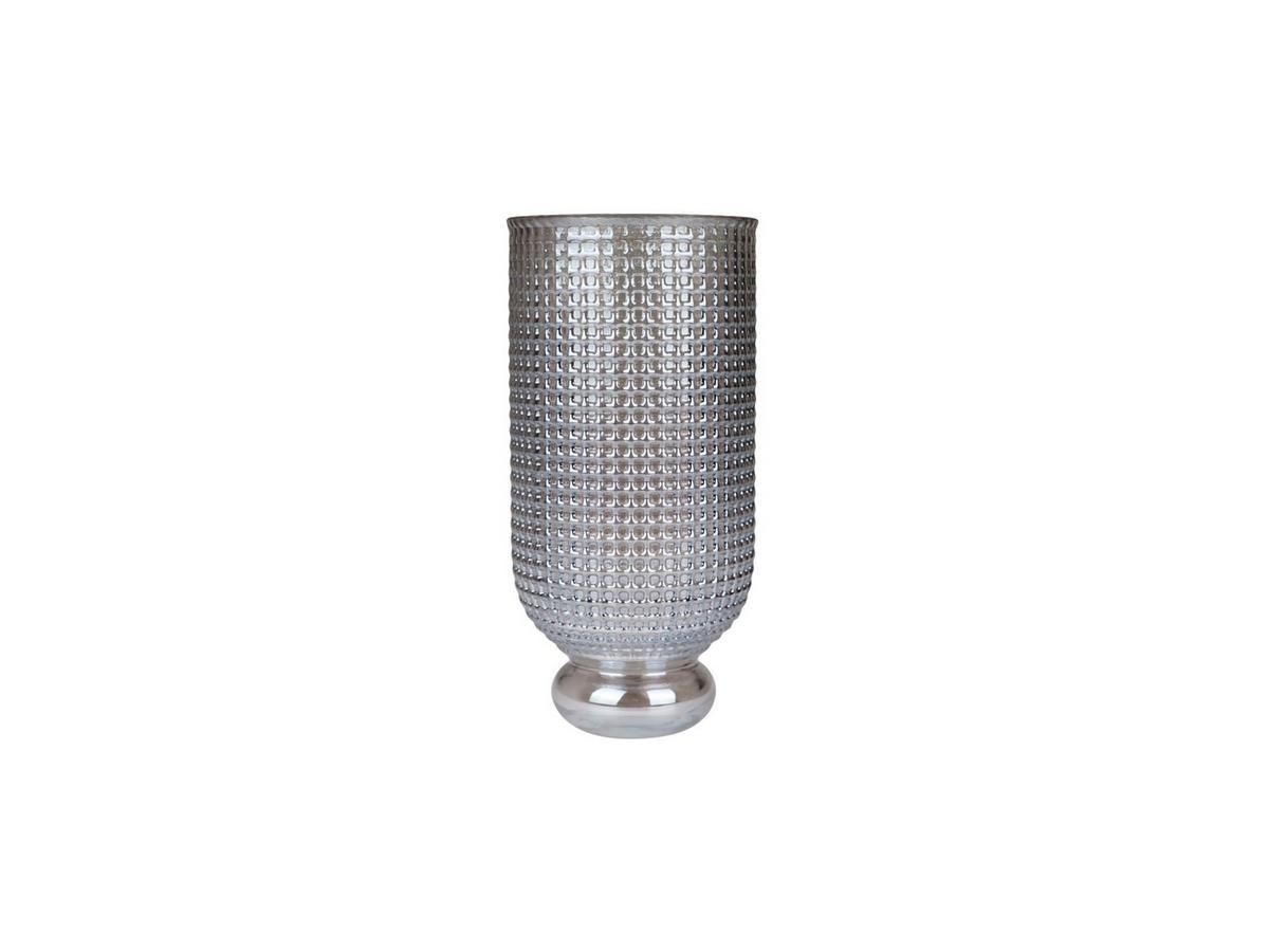 Specktrum - Savanna Cylinder Vasi 18cm Smoke