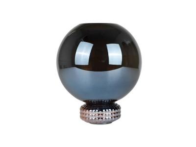 Specktrum - Spencer Vasi 20cm Grey/Bronze