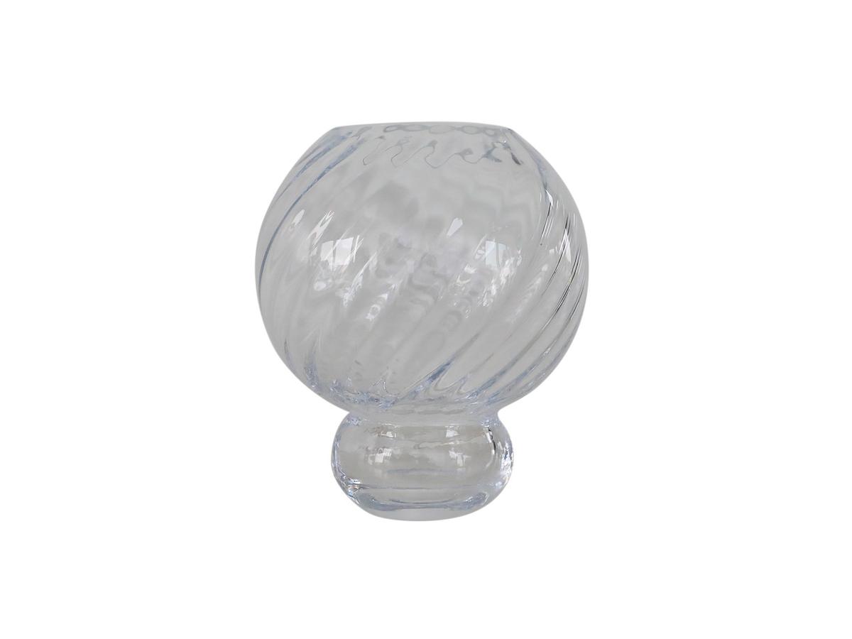 Specktrum - Meadow Swirl Vasi 20cm Clear