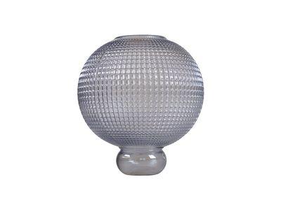 Specktrum - Savanna Round Vasi 28cm Light Grey