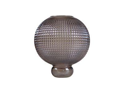 Specktrum - Savanna Round Vasi 28cm Smoke