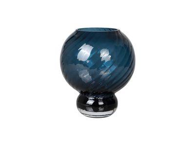 Specktrum - Meadow Swirl Vasi 20cm Blue