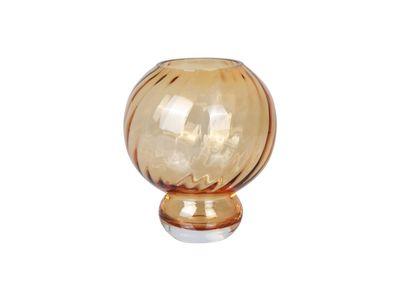 Specktrum - Meadow Swirl Vasi 20cm Amber