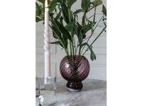 Specktrum - Meadow Swirl Vasi 20cm Plum image