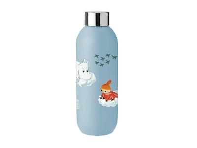 Stelton x Moomin - Keep It Cool Vatnsflaska 75cl Cloud
