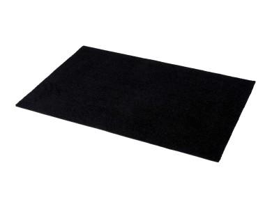 Tica - Dyramotta Unicolor 90x60cm Black