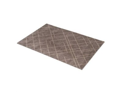 Tica - Dyramotta Lines 90x60cm Sand/Beige
