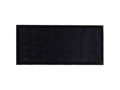 Tica - Dyramotta Dot 200x90cm Black/Grey