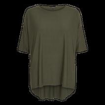 Alma t-shirt olive