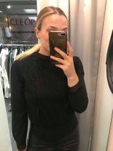 Katy  toppur - svartur