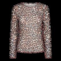 Mesh top leopard