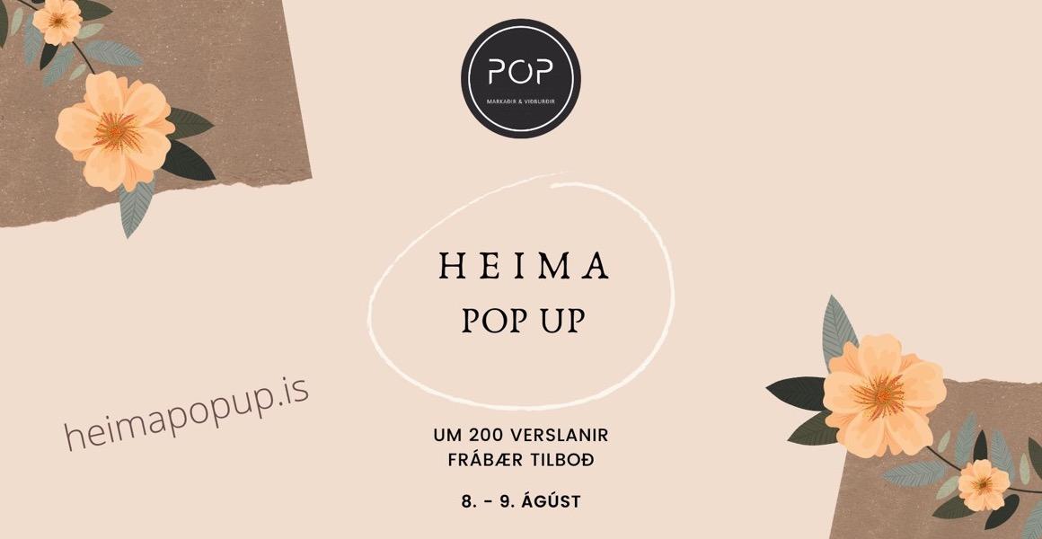 Heima pop up