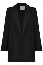Pullover blazer - svartur