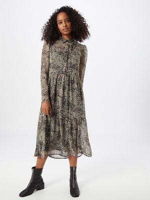 SNAKEY DRESS