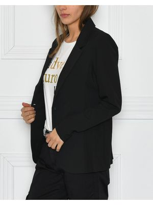 kajillian long blazer