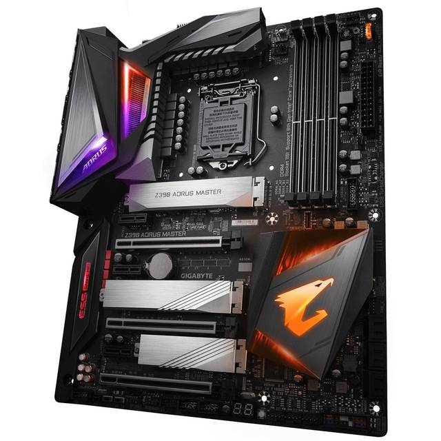 GIGABYTE Z390 DESIGNARE LGA1151// Intel Z390// DDR4// Quad-GPU CrossFireX /&