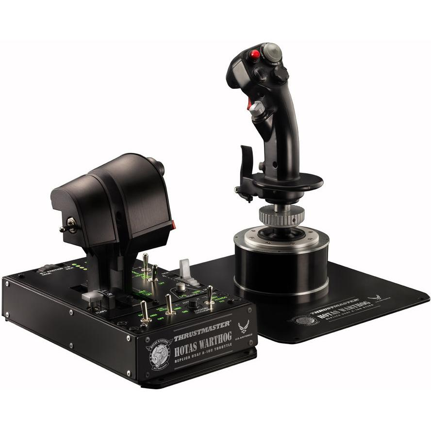 Stýripinni Thrustmaster Hotas Warthog A-10C PC - Computer is