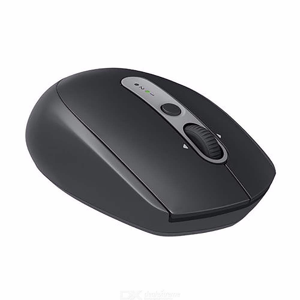 Mús Logitech Wireless M590 Black Silent Flow - Computer is