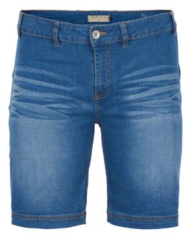 ZIZZI Shorts Regular Fit - Light Denim