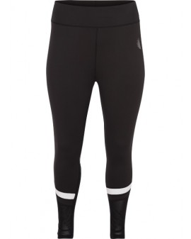 ZIZZI White line Active Leggings