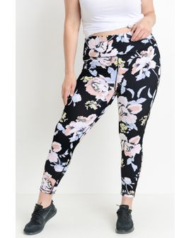 Mono Active Floral leggings