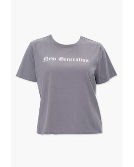Generation Cropped T-shirt